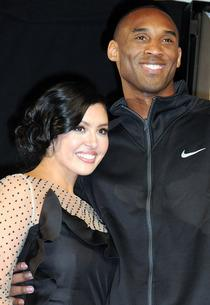 Vanessa and Kobe Bryant   Photo Credits: Barry King/Getty Images