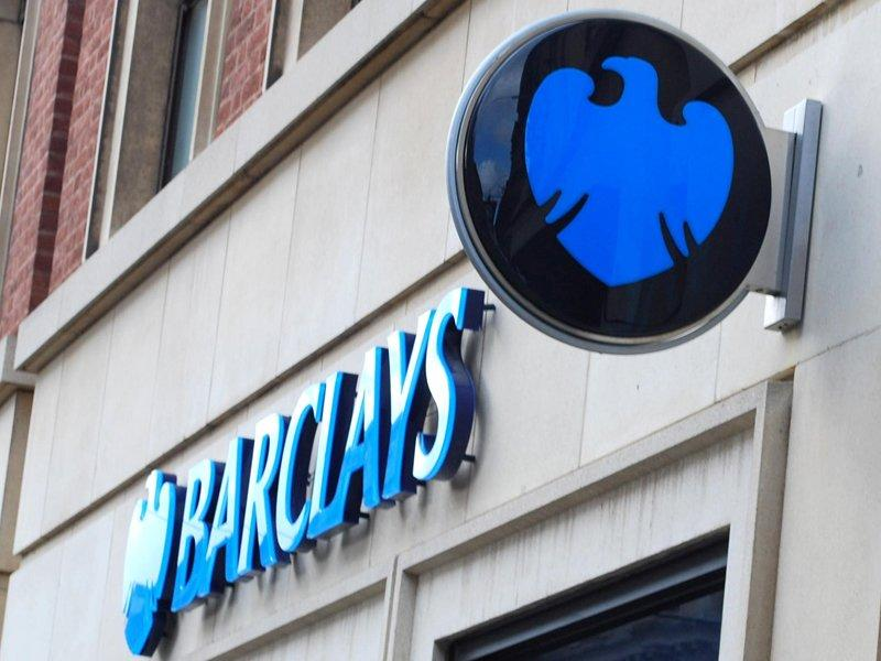Barclays executives stepping down