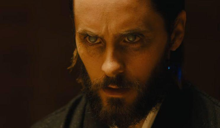 Here's our first look at Jared Leto in Blade Runner 2049 - Credit: Warner Bros.