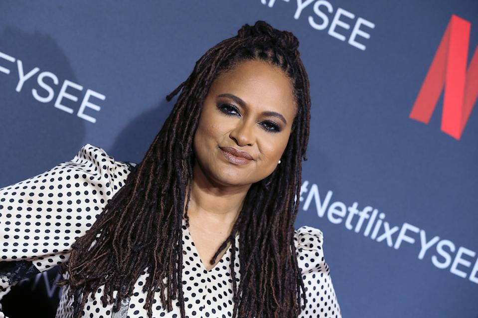 """LOS ANGELES, CALIFORNIA - JUNE 09: Ava DuVernay attends Netflix's FYSEE event for """"When They See Us"""" at Netflix FYSEE at Raleigh Studios on June 09, 2019 in Los Angeles, California. (Photo by David Livingston/Getty Images)"""