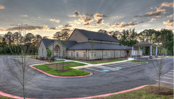 Towne View Baptist Church lost about a third of its worshippers after accepting gay members in the fall of 2019.