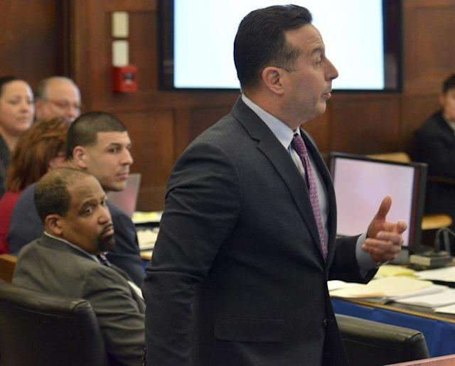 Jose Baez successfully defended Casey Anthony and is now trying to do the same for Aaron Hernandez. (AP)