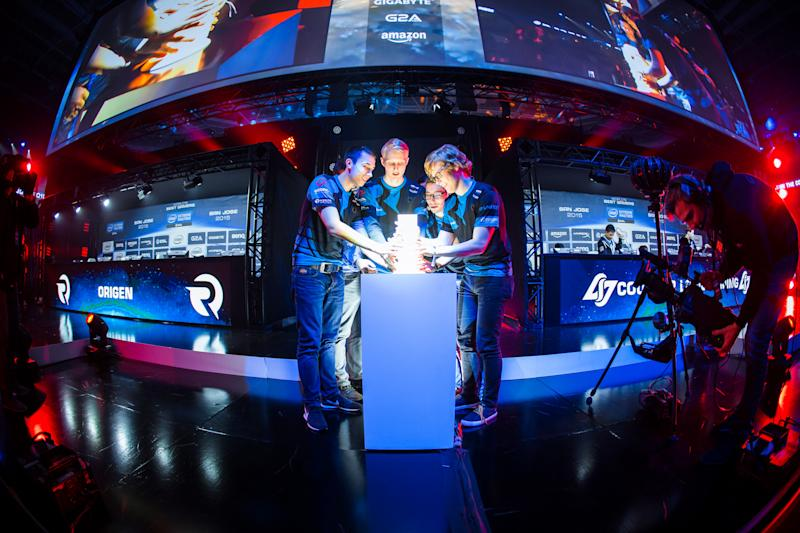 Origen won IEM San Jose in 2015, but won't be returning to the event.