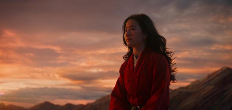 Disney's MULAN, Mulan (Yifei Liu), Photo: Film Frame, © 2019 Disney Enterprises, Inc. All Rights Reserved.