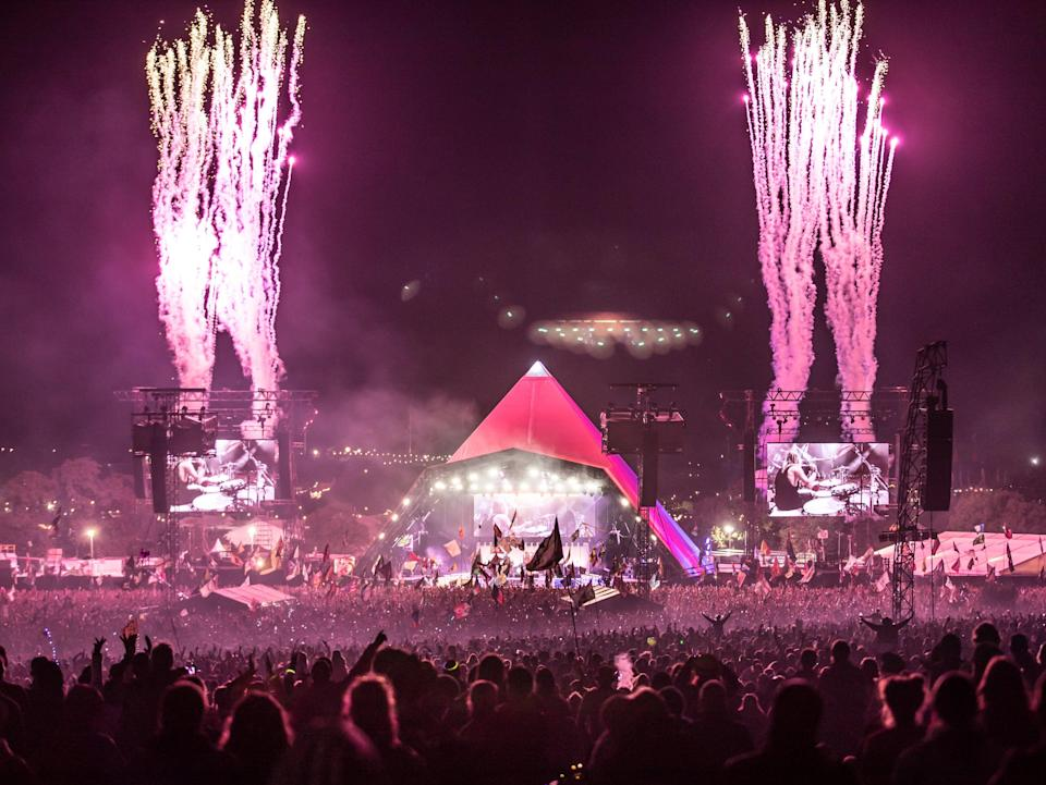 Glastonbury festival in 2019 (Getty Images)