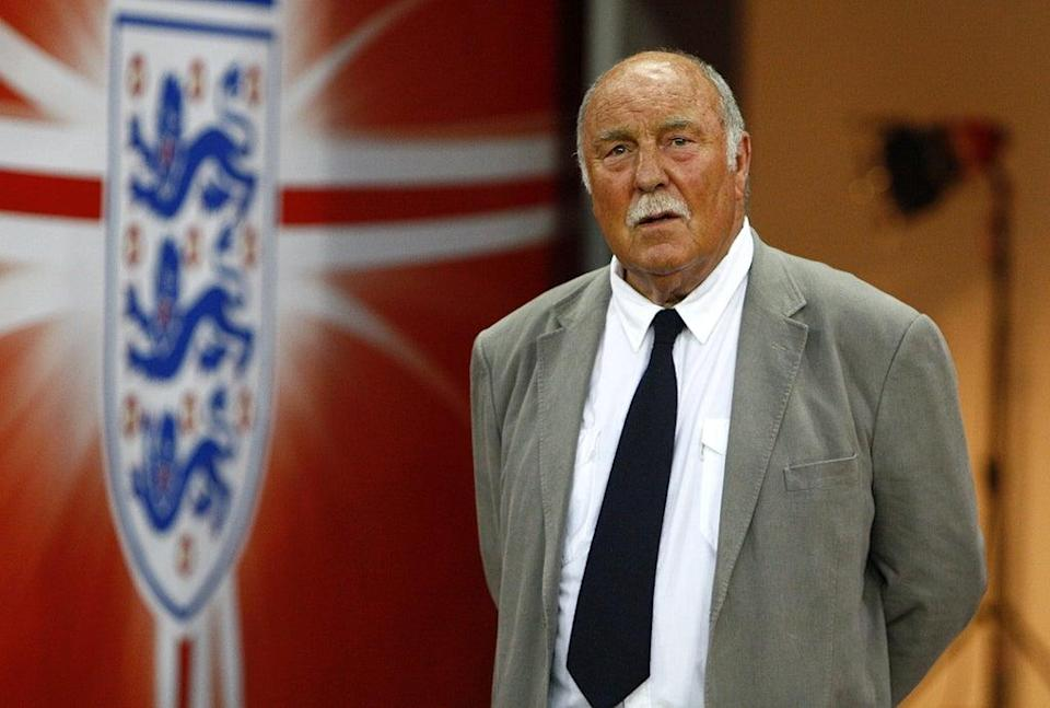 Jimmy Greaves, pictured here in 2009, scored 44 goals in 57 matches for England  and was part of the 1966 World Cup-winning squad, though he controversially missed out on the final (PA)