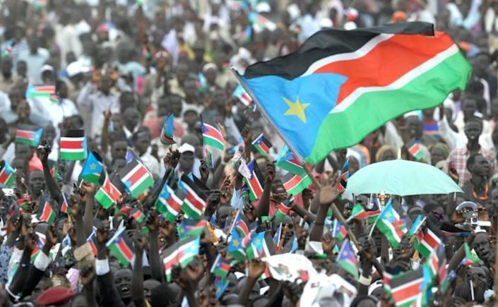 South Sudan has struggled with war, famine and chronic political and economic crisis since these scenes of celebration a decade ago
