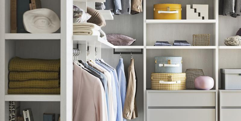 9 Clever Walk In Wardrobe Ideas To Help