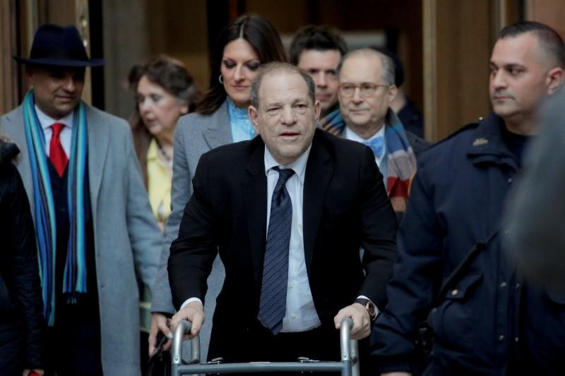 The Harvey Weinstein story: From studio to courtroom in 40 years