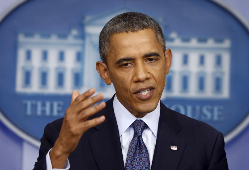 Obama says talks OK _ after default threat averted