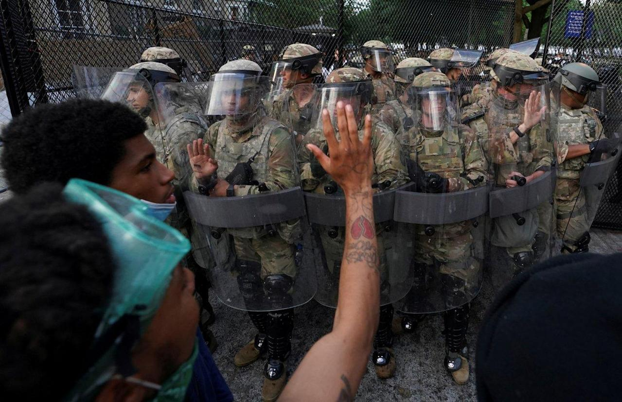 Why the Military's Methods Belong on a Battlefield and Not in a Neighborhood