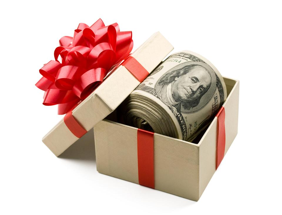 The best give you could give this holiday season is a student loan payment.