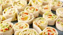 """<p>This is how we roll.<br></p><p>Get the recipe from <a href=""""https://www.delish.com/cooking/recipes/a52540/chicken-avocado-roll-ups/"""" rel=""""nofollow noopener"""" target=""""_blank"""" data-ylk=""""slk:Delish"""" class=""""link rapid-noclick-resp"""">Delish</a>.</p>"""