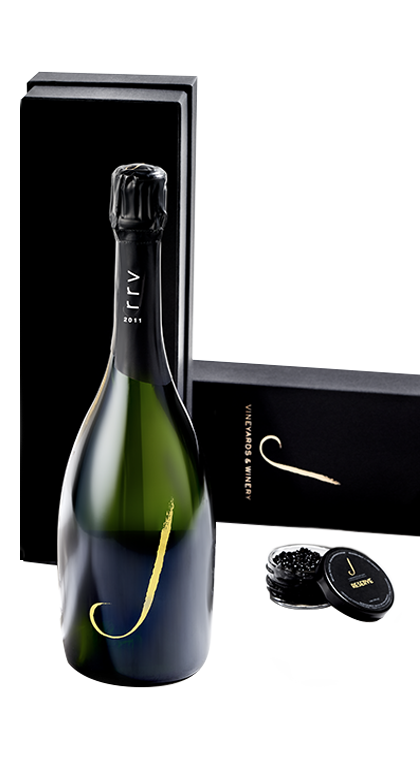 """<p><strong>j</strong></p><p>jwine.com</p><p><strong>$245.00</strong></p><p><a href=""""https://www.jwine.com/wines/singular-expression-of-caviar"""" rel=""""nofollow noopener"""" target=""""_blank"""" data-ylk=""""slk:Shop Now"""" class=""""link rapid-noclick-resp"""">Shop Now</a></p><p>If only the best will do for your favorite foodie, consider treating them with this set of J 2011 Late Disgorged Vintage Brut and Tsar Nicoulai Reserve caviar. The crisp cuvée pairs perfectly with the buttery caviar from the sustainable, chef-adored brand.</p>"""