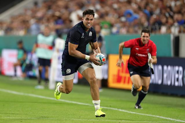 Sean Maitland (Credit: Getty Images)