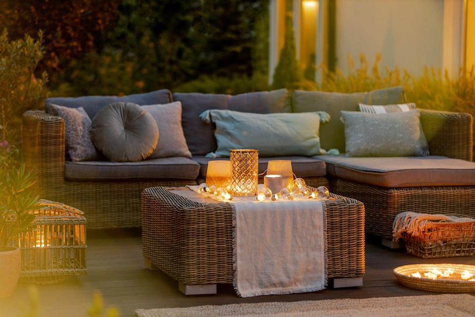Sit back and relax on your new patio setup with these QVC deals.
