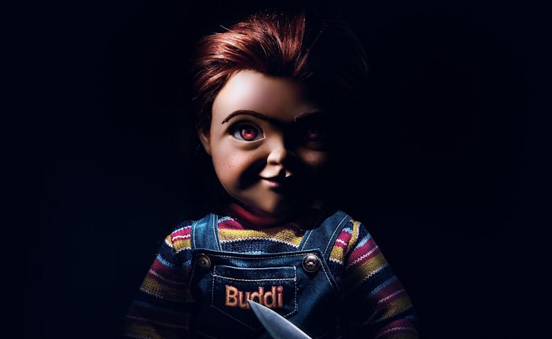 Mark Hamill will voice the malevolent doll Chucky in the reboot of 'Child's Play'. (Credit: Vertigo Releasing)