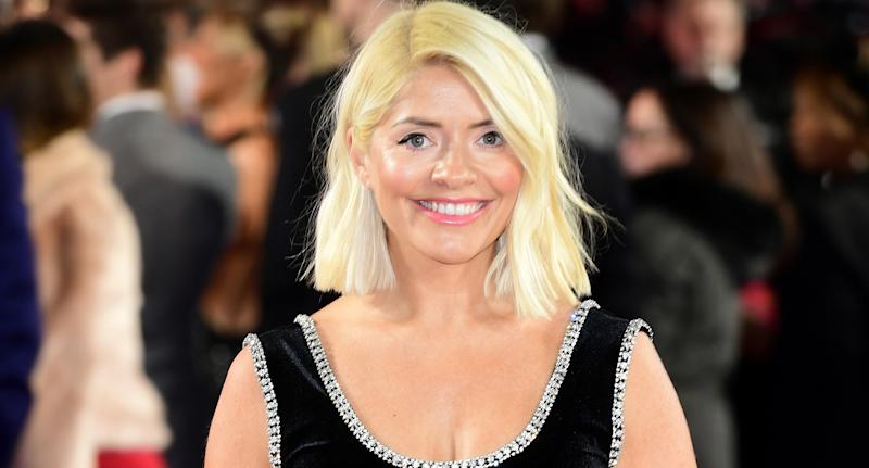 Holly Willoughby asks fans for beauty advice ahead of This Morning. (Getty Images)