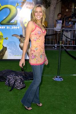 "Premiere: Katie Cassidy at the L.A. premiere of Dreamworks' <a href=""/movie/1808405861/info"">Shrek 2</a> - 5/8/2004<br>Photo: <a href=""http://www.wireimage.com"">Steve Granitz, Wireimage.com</a>"