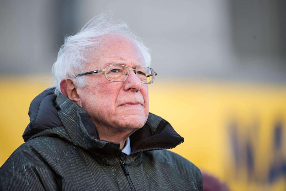 A new NBC/WSJ poll finds there's not a huge appetite for socialists in 2020 | Source: Sean Rayford / Getty Images / AFP