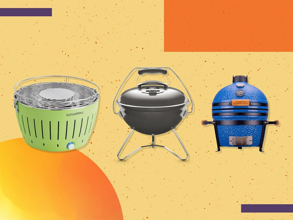 <p>Grilling on the go encapsulates summer freedom</p> (iStock/The Independent)