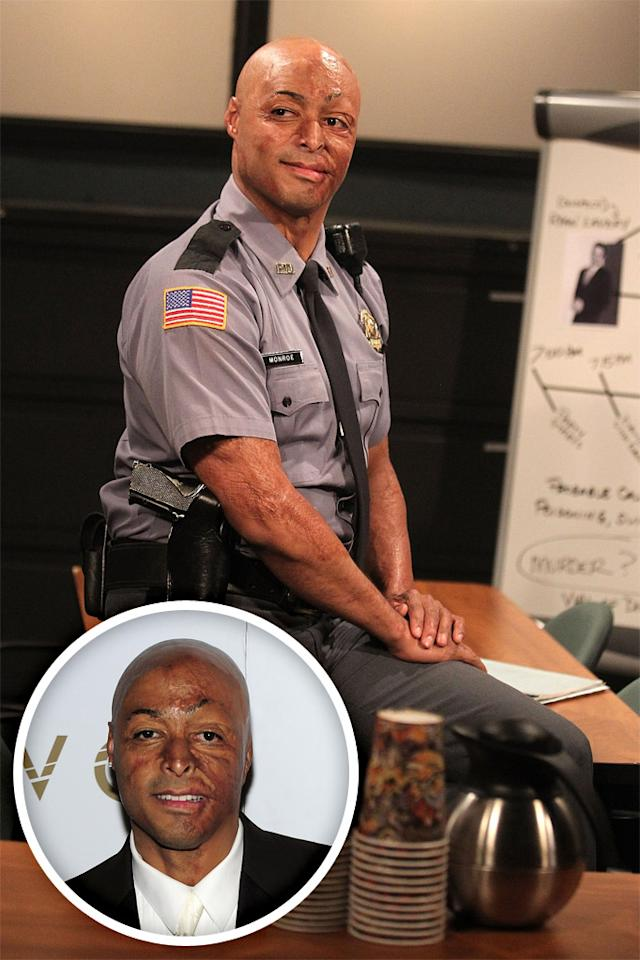 """J.R. Martinez may not be a household name now, but after his stellar performance on the premiere of """"Dancing With the Stars,"""" that's about to change. The Iraq war veteran has played a good-hearted police officer named Brot Monroe on """"<a href=""""/all-my-children/show/28652"""">All My Children</a>"""" since 2008. As the soap comes to an end, Martinez's character is preparing to get married."""