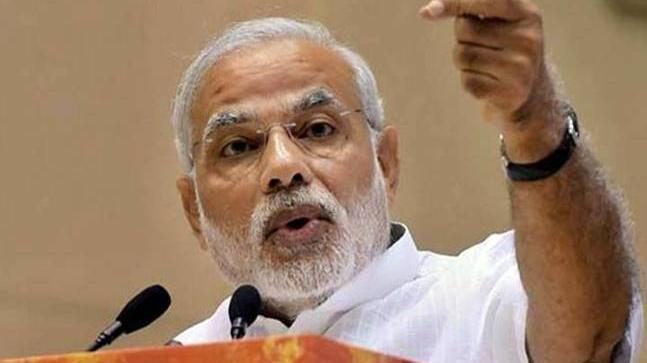 Prime Minister Narendra Modi today addressed the nation on the 45th episode of his radio show Mann ki Baat.