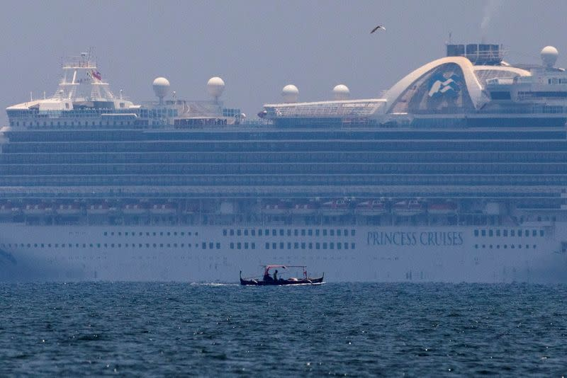'Inexcusable': Australian inquiry blasts officials over cruise ship that spread COVID