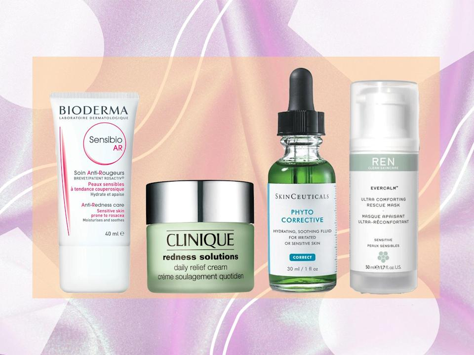 We've rounded up lightweight, simple, sensitivity-friendly products that have a calming effect on the skin  (The Independent/ iStock)