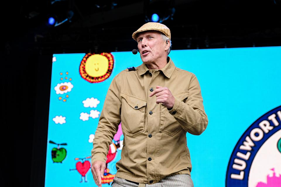 Bez claims he is a terrible skater. (Getty Images)