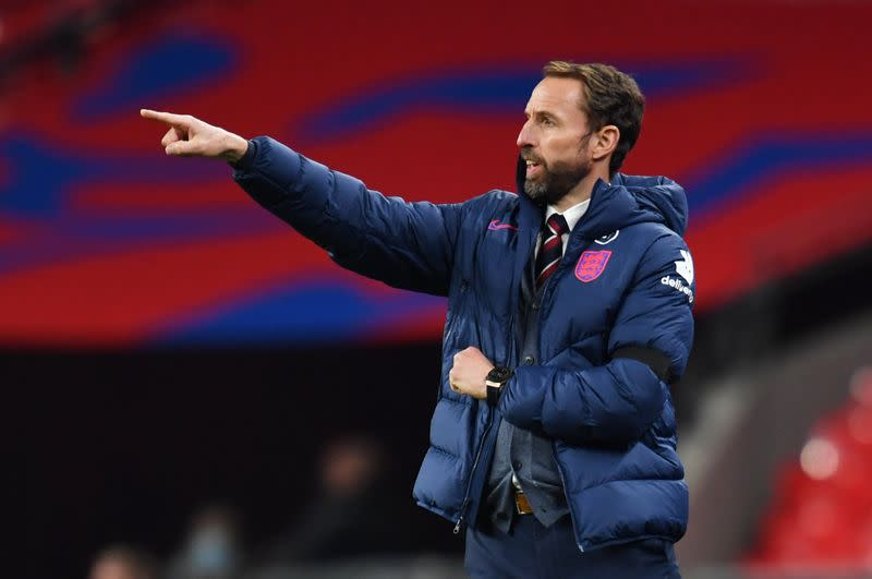 England boss Southgate fears changes to Euro 2020 format due to COVID-19