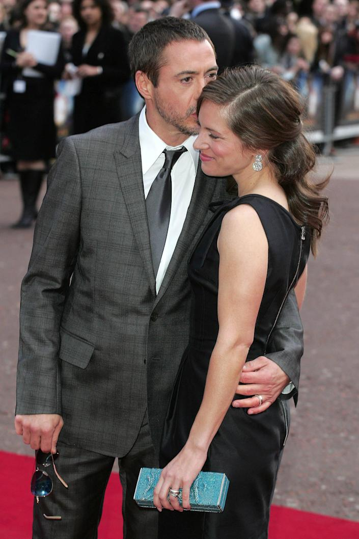 The 1 Adorable Thing Robert Downey Jr. and His Wife Always Do on the Red Carpet