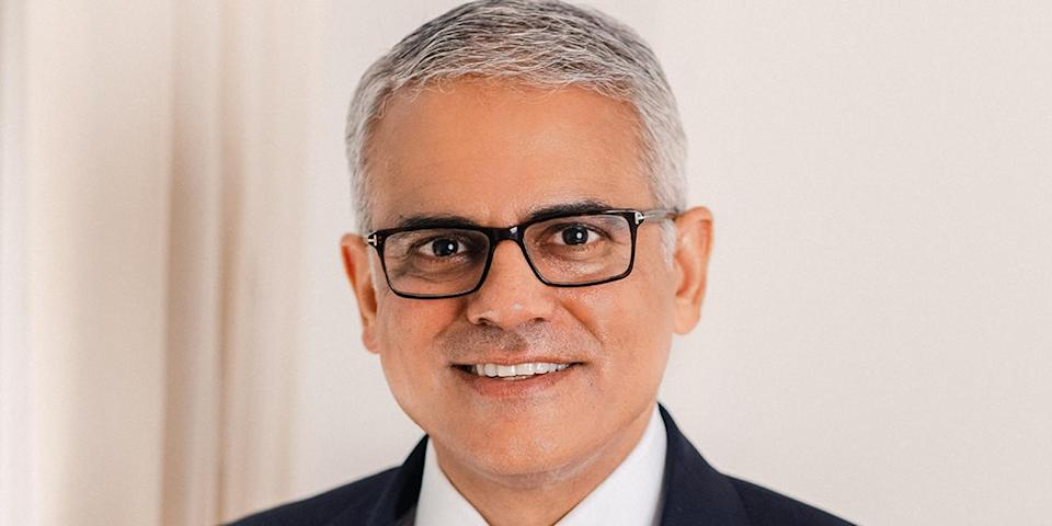 Kashif Zafar, head of global markets division, Americas, Credit Agricole Corp & Investment Bank.