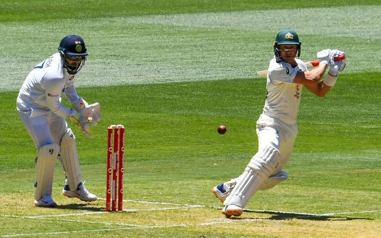 Marnus Labuschagne led the fightback for Australia