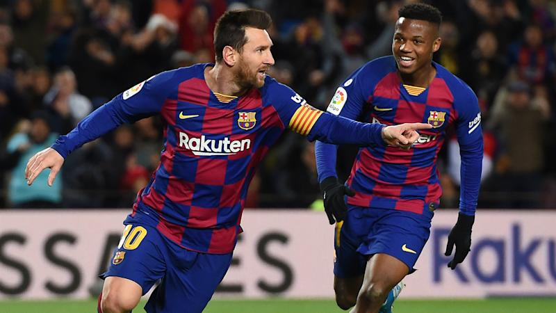 Barcelona 1-0 Granada: Messi makes the breakthrough as Setien starts with a win