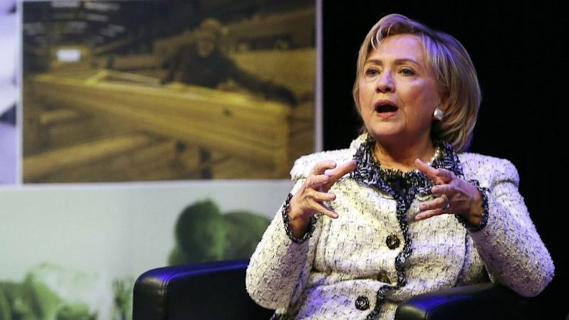 Hillary Clinton Calls Nigeria Kidnappings 'An Act Of Terrorism'
