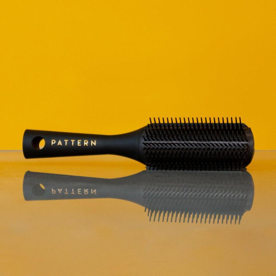 <p>Considering Tracee Ellis Ross made most of her products with her own hair type in mind, it's safe to say that the <span>Pattern Beauty Shower Brush</span> ($17) was made for curly hair. This brush is gentle on the hair yet still strong enough to relieve your hair of all of its tangles, holding your curls together in the process.</p>