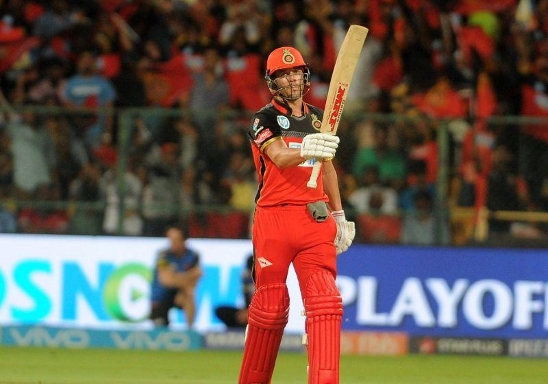 AB would want to win an IPL title for RCB next year