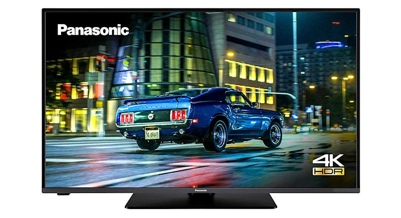Panasonic TX-43HX580BZ 43 Inch 4K Ultra HD Multi HDR LED LCD Smart TV with Freeview Play