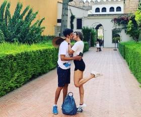 Drashti Dhami, Neeraj Khemka's Spain vacay is all about 'Love, Kisses, and Summertime Madness'