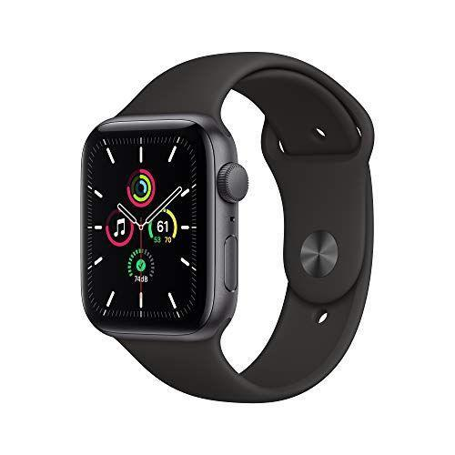 """<p><strong>Apple</strong></p><p>amazon.com</p><p><strong>$269.98</strong></p><p><a href=""""https://www.amazon.com/dp/B08J5XTRZD?tag=syn-yahoo-20&ascsubtag=%5Bartid%7C10049.g.35154852%5Bsrc%7Cyahoo-us"""" rel=""""nofollow noopener"""" target=""""_blank"""" data-ylk=""""slk:BUY IT HERE"""" class=""""link rapid-noclick-resp"""">BUY IT HERE</a></p><p>Want to save even more on an Apple Watch? You can pick up its SE model for under $300. Between its fast processing system and waterproof design, this option is a great way to dip your toes in to the world of Apple Watches. </p>"""