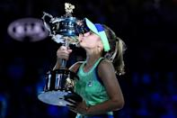 Sofia Kenin will be defending her title at Melbourne Park