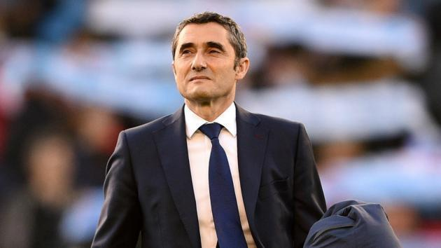 <p>'I thought it suited us' - Valverde defends Barcelona rotation against Celta Vigo</p>