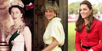 <p>A timeline of iconic royal hairstyles through the years</p>