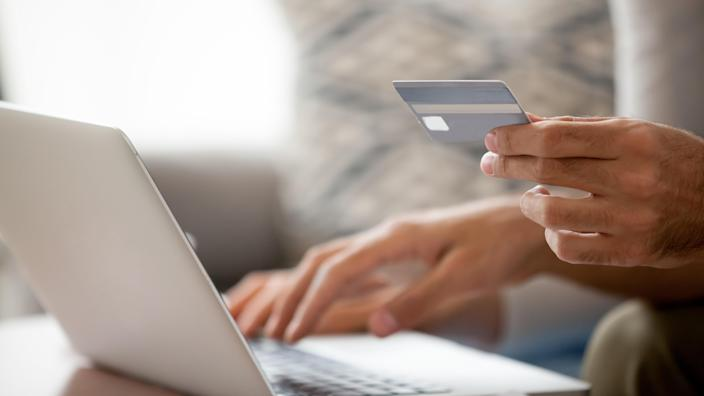 Figures suggest that the rise in this type of fraud is due to online shopping and card-less transactions becoming increasingly common in society. Photo: Getty