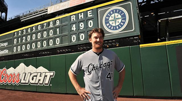 Friday marks the fifth anniversary of White Sox pitcher Philip Humber retiring all 27 Mariners he faced at Safeco Field to become the 19th pitcher in modern baseball history to throw a perfect game.