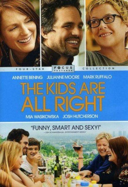 PHOTO: Film poster from 'The Kids are Alright'. (Amazon)