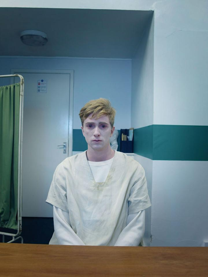 "Luke Newberry as Kieren Walker in BBC America's ""In The Flesh."""