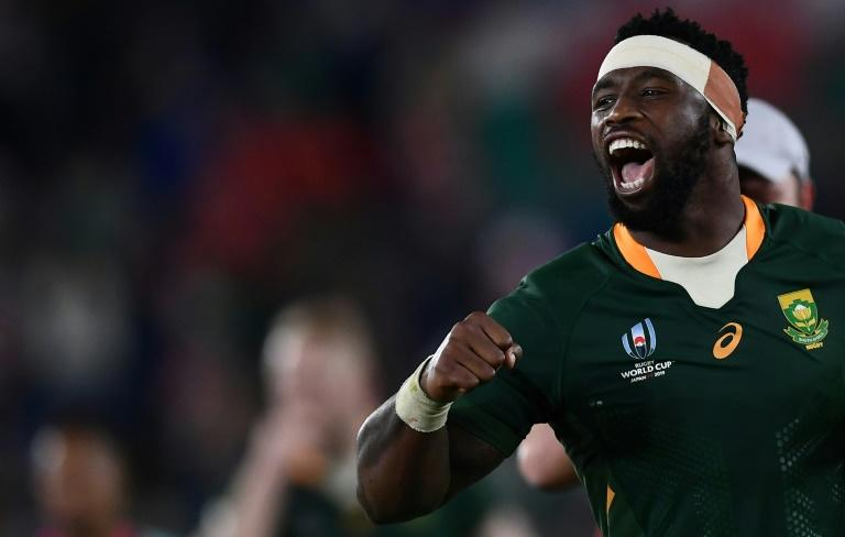 Siya Kolisi admitted the pressure of being captain had got to him at first