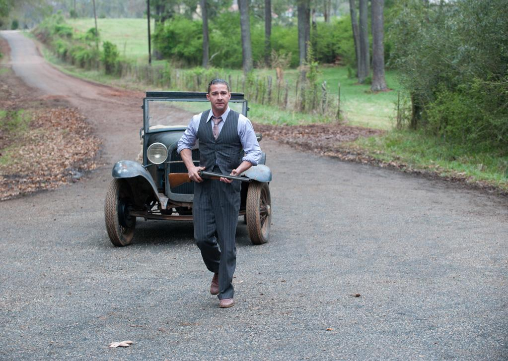 """Shia LaBeouf in The Weinstein Company's """"Lawless"""" - 2012"""